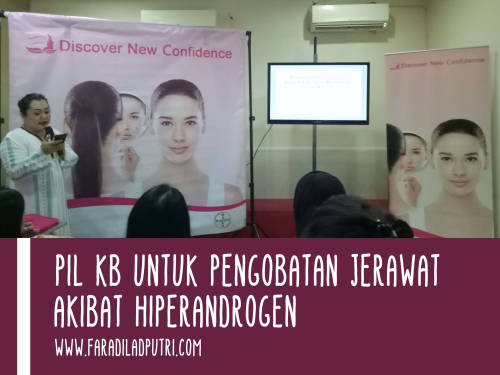 Pil KB untuk Pengobatan Jerawat Akibat Hiperandrogen